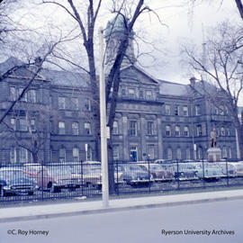 Ryerson Hall (Toronto Normal School)