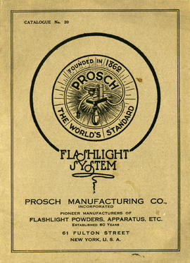 Prosch flashlight system