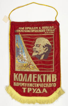 Communist Labour banner