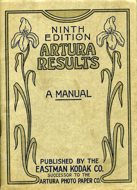 Artura results: a manual / Eastman Kodak Company, Rochester, New York