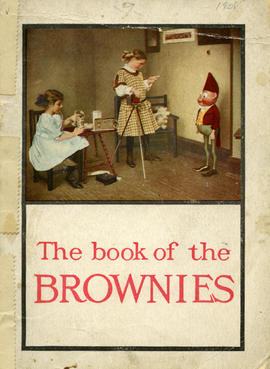 The Book of the Brownies / Eastman Kodak Company, Rochester, New York