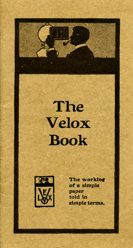 The Velox Book / Eastman Kodak Company, Rochester, New York [catalogues]