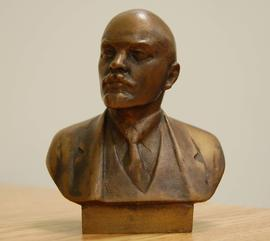 Bust of Lenin (head and shoulders)