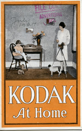 Kodak at Home / Canadian Kodak Company Limited, Toronto, Ontario
