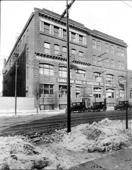 Canadian Kodak Co. King Street location