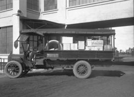 Canadian Kodak Co. delivery truck