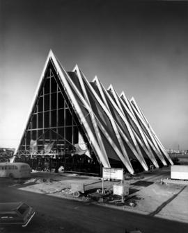Montreal, Expo 67, Steel Pavilion