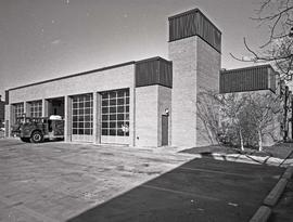 Fire hall : Dundas, Ontario