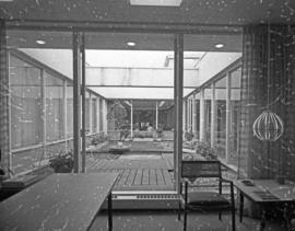 Clark Irwin office : garden