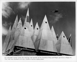 Montreal, Expo 67, Canadian Pulp and Paper Industry Pavilion