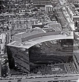 [Ontario Hydro building : aerial views]