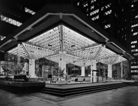 [Vancouver, Bank of Montreal Pavilion: Bentall Centre]