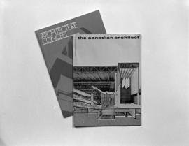 [Canadian Architect Magazine and Architectural Concept Magazine]