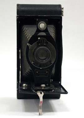 No. 3A Folding Autographic Brownie