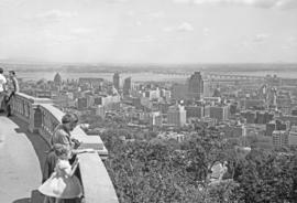 Montreal lookout