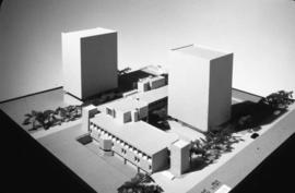Architectural models and signs : copies