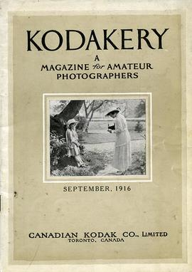 Kodakery : a magazine for amateur photographers / Canadian Kodak Co., Ltd.