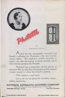 """Photette by Phototeria"""
