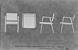 City Hall : furniture designs
