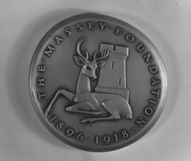 Massey Foundation medal