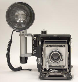 Graflex Pacemaker Speed Graphic 4x5