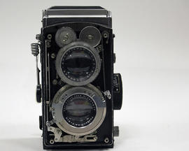 Zeiss Ikon Ikoflex III, demonstration model