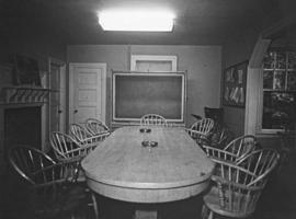 Copy Negs - Table and chairs