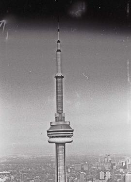 [CN Tower : aerial views]