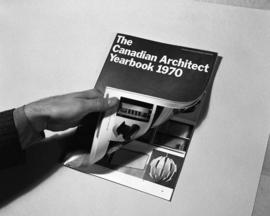 Canadian Architect yearbook : 1970