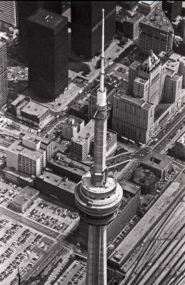[CN Tower & family photographs]